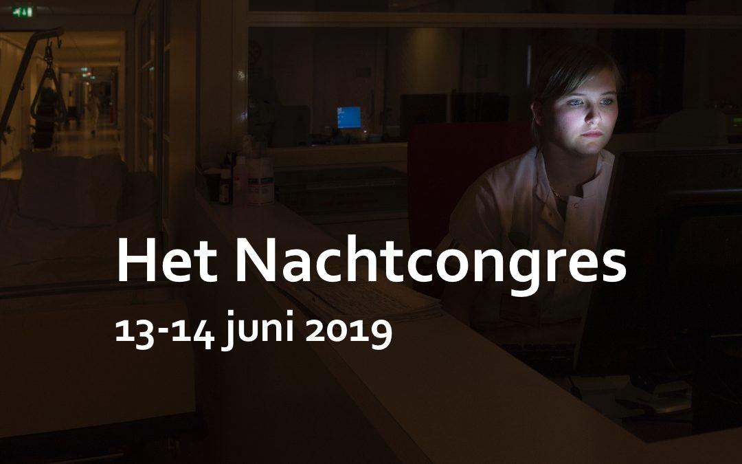 Propeaq op Nachtcongres, 13 juni 2019