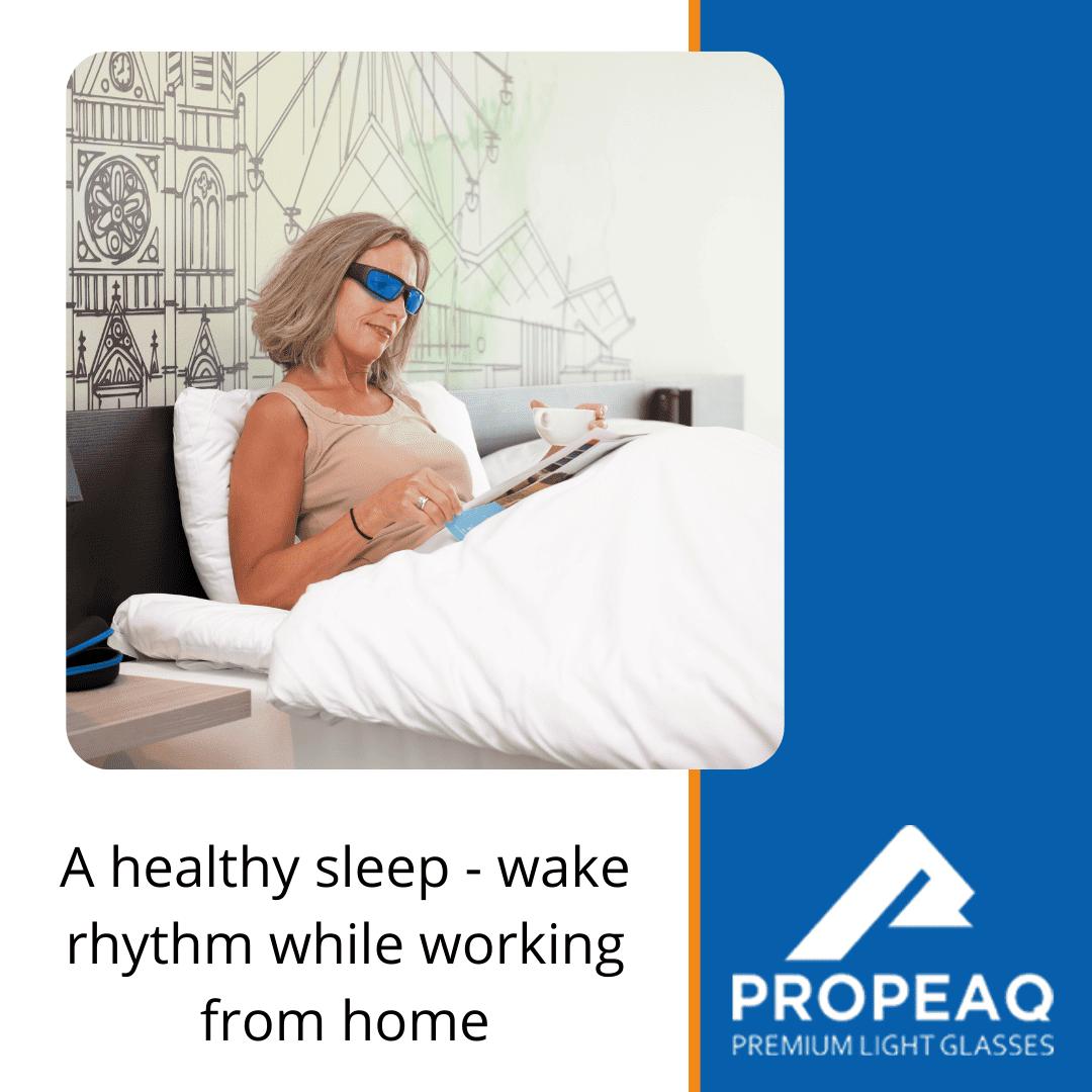 gezond slaap- waakritme