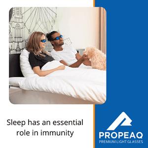 Slaap en immuniteit